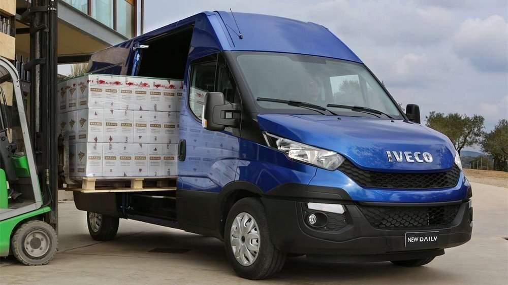 Фургон Iveco Daily