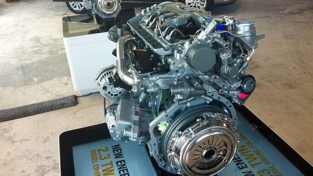 Двигатель Iveco Daily 2014