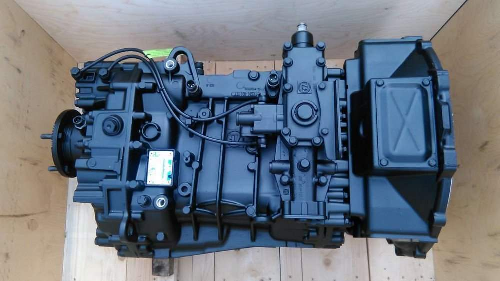 КПП ZF 9S1310TO