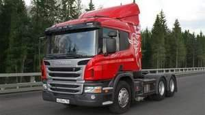 Scania Griffin P400