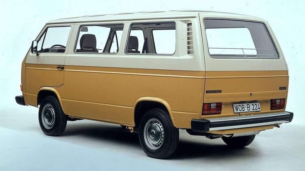 Т3 vw транспортер ваз 2105 с конвейера