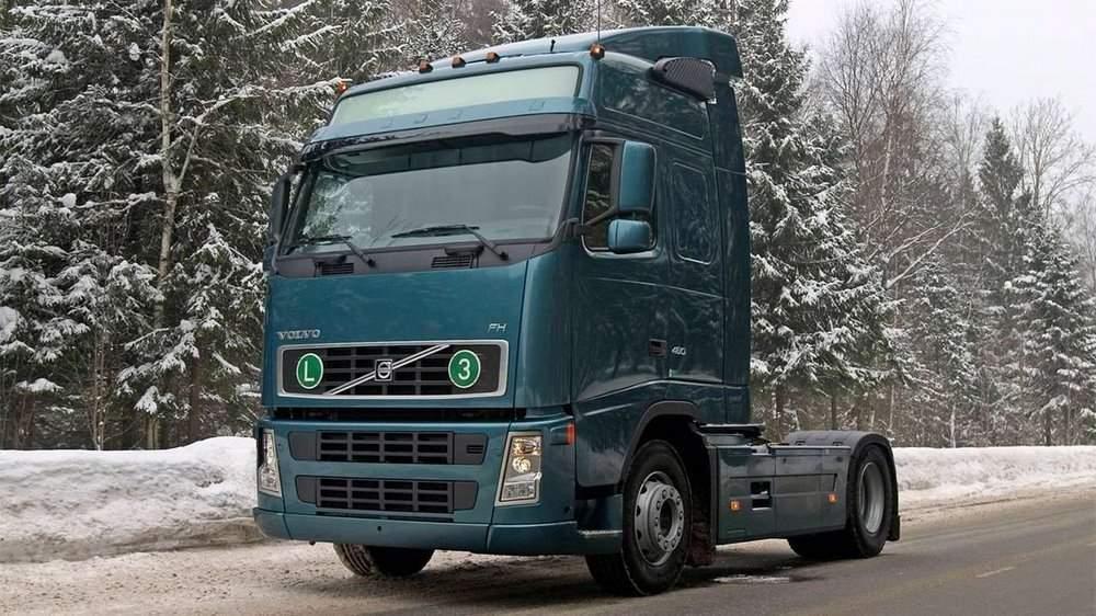 Тягач Volvo FH12