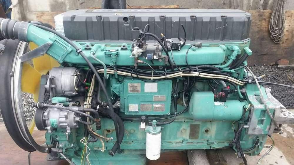 Мотор Вольво ФШ12